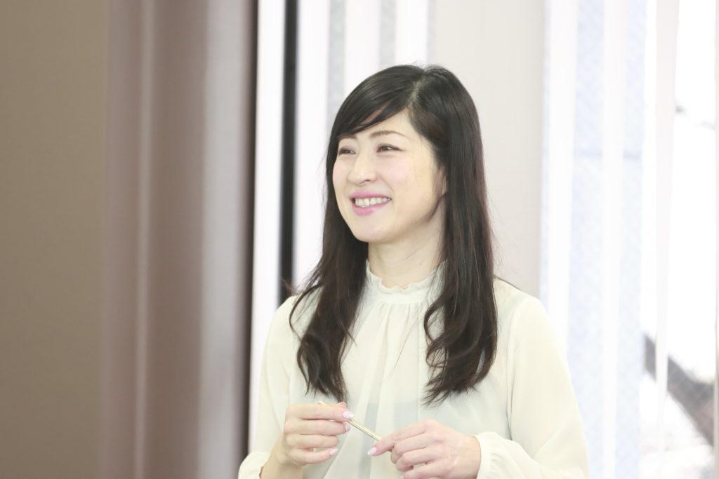 メイクアップアーティスト星 泰衣さん インタビュー2