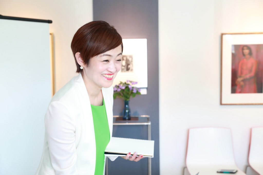 伝わる話し方コンサルタント 橋本美幸さん インタビュー2